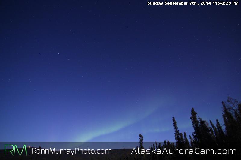 September 7th - Alaska Aurora Cam