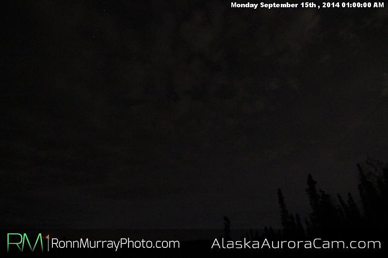 September 14th - Alaska Aurora Cam