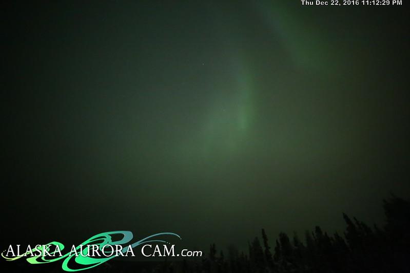 December 22nd  - Alaska Aurora Cam