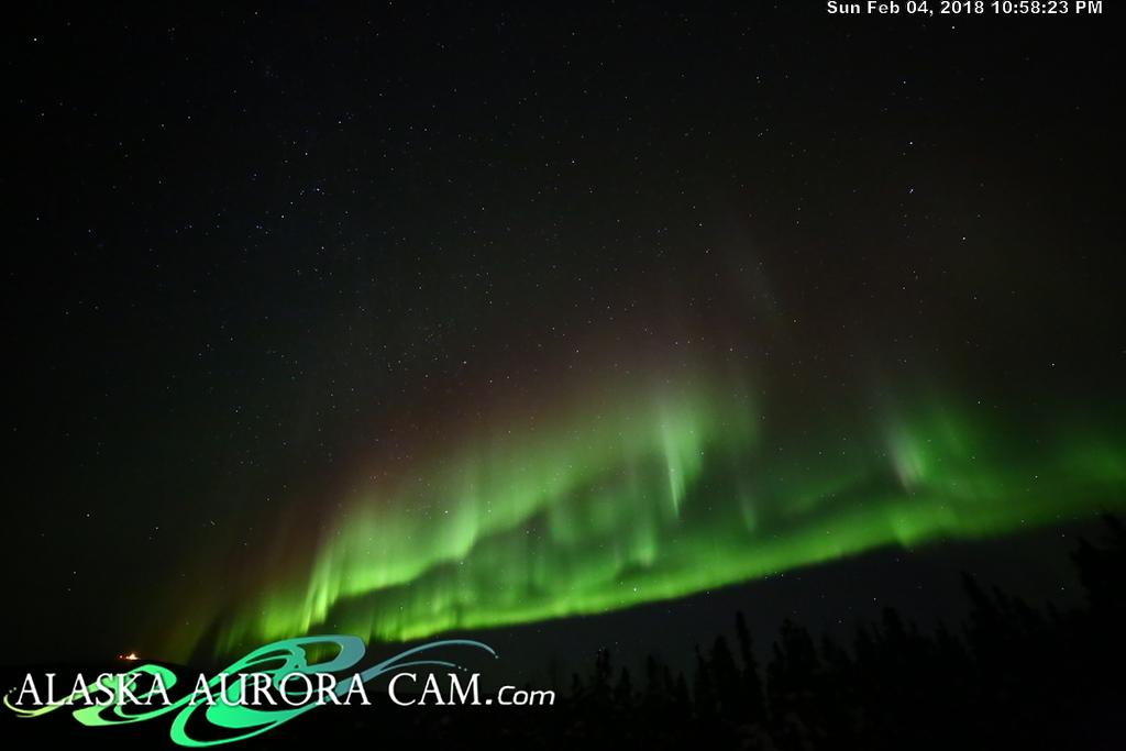February 4th - Alaska Aurora Cam