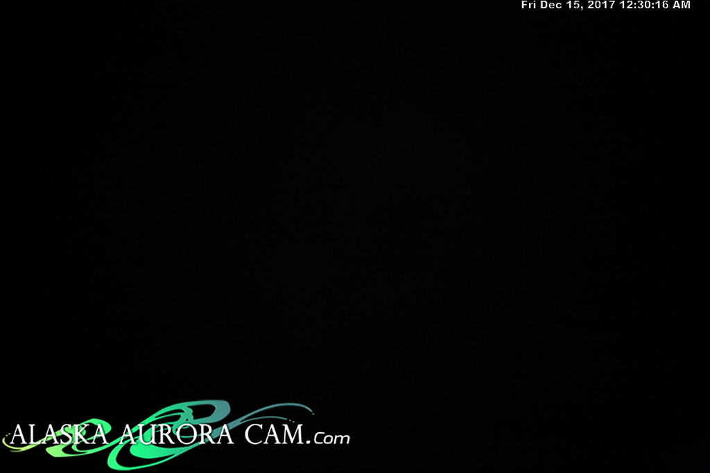 December 14th - Alaska Aurora Cam