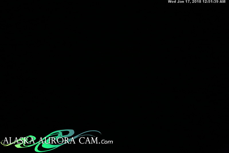 January 16th - Alaska Aurora Cam