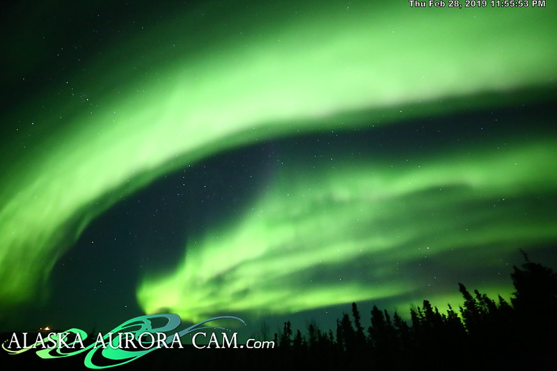 February 28th - Alaska Aurora Cam