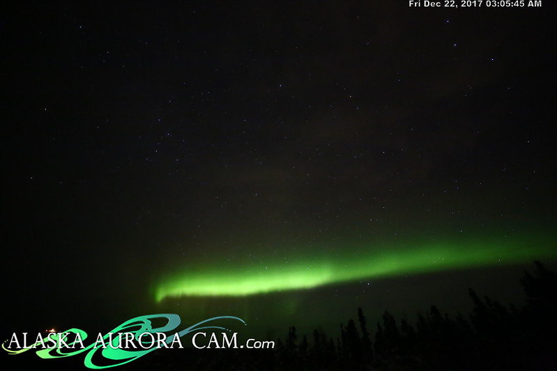 December 21st - Alaska Aurora Cam