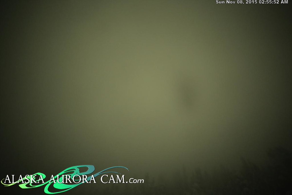 November 7th - Alaska Aurora Cam