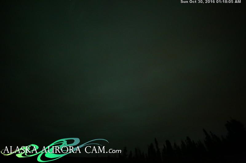 October 29th  - Alaska Aurora Cam