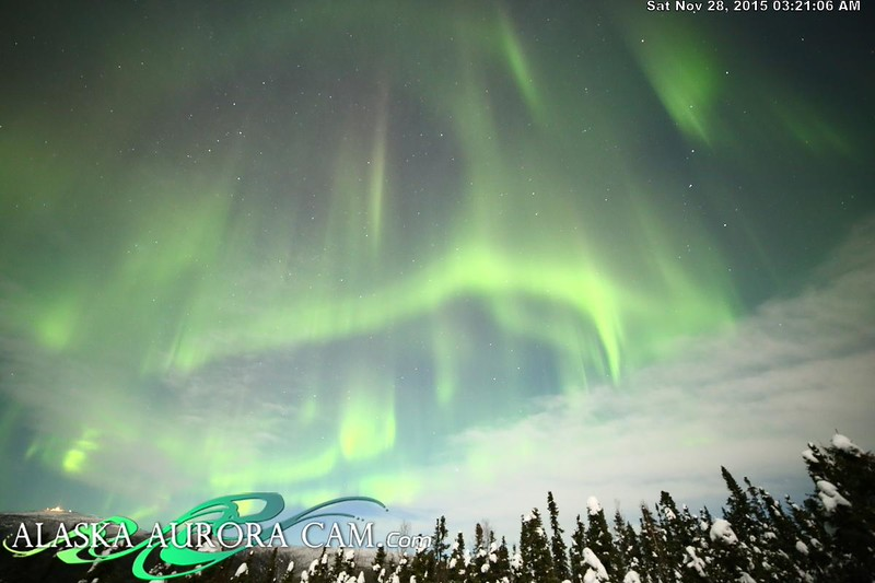 November 27th - Alaska Aurora Cam