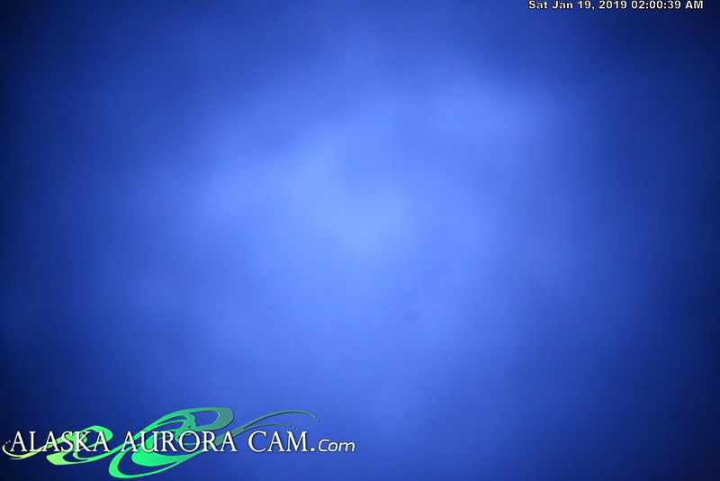 January 18th- Alaska Aurora Cam