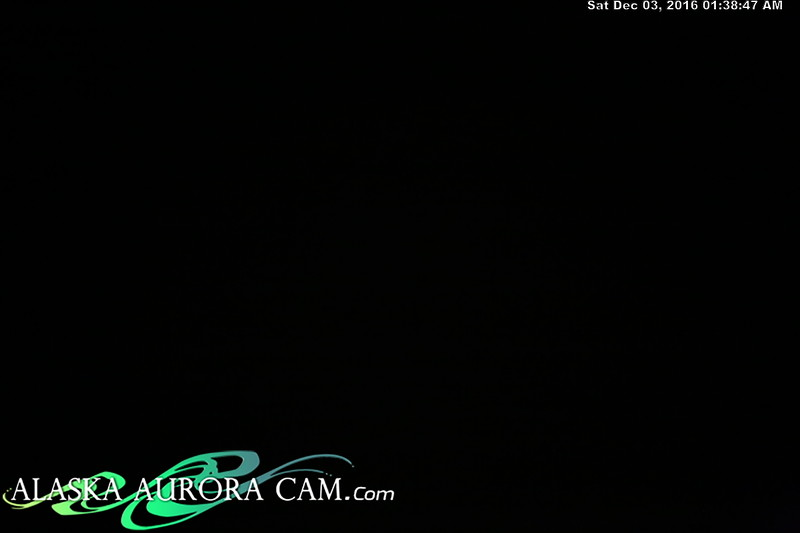 December 2nd  - Alaska Aurora Cam