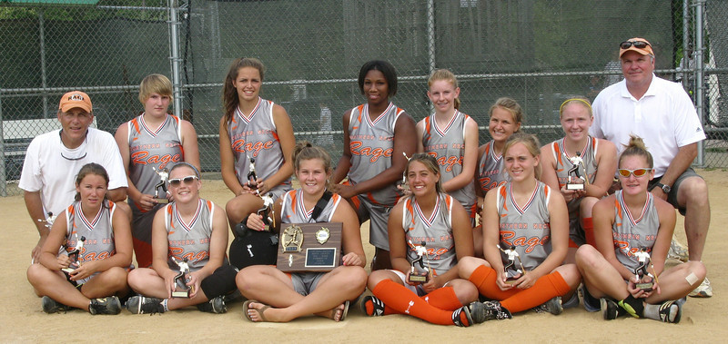 Northern Neck Rage 16U 2008 - 2009