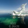 Floe ice July 30