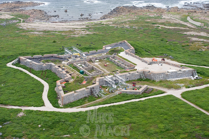 Prince of Wales Fort, Churchill, Manitoba