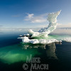 Hudson Bay floe ice, July 30, 2009  #2