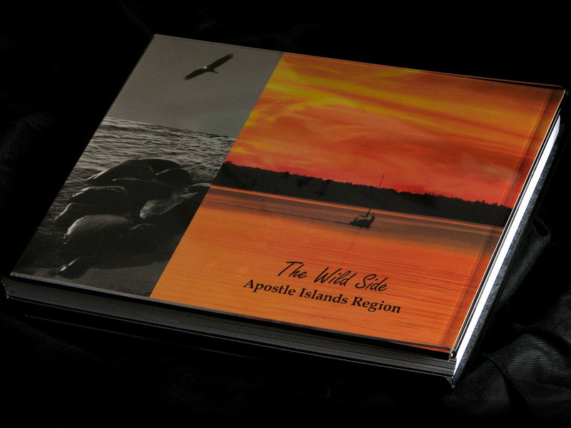 "Thirty-Four Pages with Forty-Five Images... The Elite Covers are Gorgeous & Durable with thick laminated metallic pages... A beauty and a treasure displaying the unique and stunning qualities of the Lake Superior Apostle Islands Area Wildlife and Shore Scenery. $185     Book Sizes     <img alt="""" border=""0"" src=""https://www.paypalobjects.com/en_US/i/scr/pixel.gif"" width=""1"" height=""1"">"