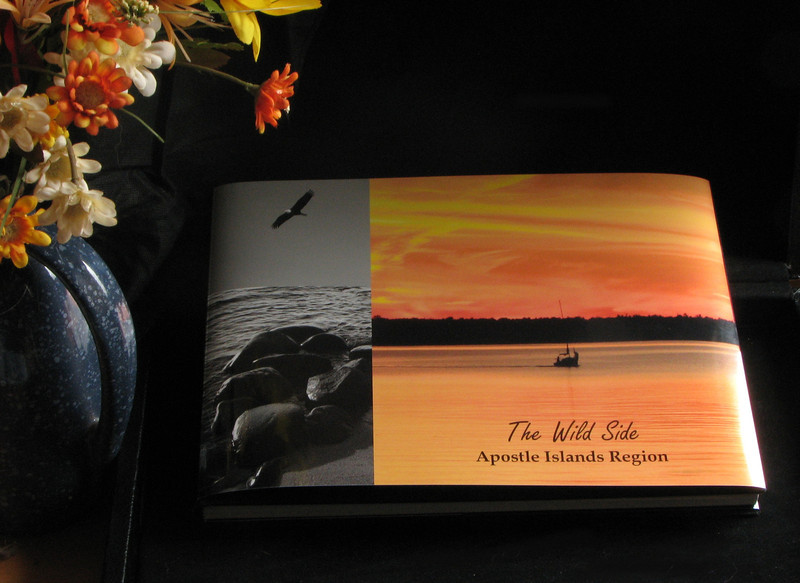 8x6 Dusk Jacket or Hard Back Cover...<br /> Same photographic interior with smooth pages. <br /> Nice for every nature lover!<br /> <br /> minimum quantity is two per order= $140