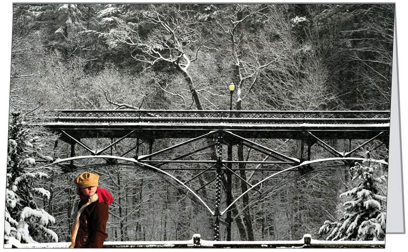 "Winter Iron Bridge <form target=""paypal"" action=""https://www.paypal.com/cgi-bin/webscr"" method=""post""> <input type=""hidden"" name=""cmd"" value=""_s-xclick""> <input type=""hidden"" name=""hosted_button_id"" value=""KV2BD2NSKL9BG""> <input type=""image"" src=""https://www.paypal.com/en_US/i/btn/btn_cart_SM.gif"" border=""0"" name=""submit"" alt=""PayPal - The safer, easier way to pay online!""> <img alt="""" border=""0"" src=""https://www.paypal.com/en_US/i/scr/pixel.gif"" width=""1"" height=""1""> </form>"