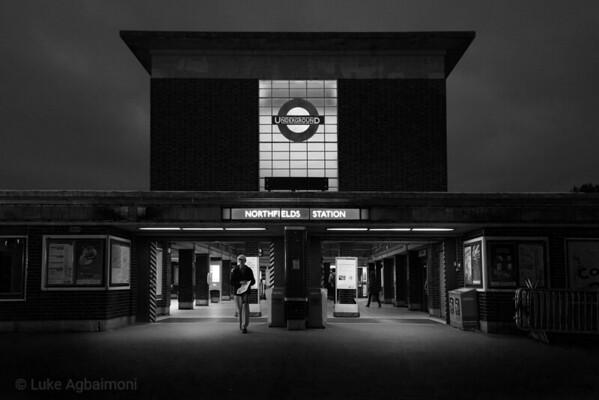 Northfields Station