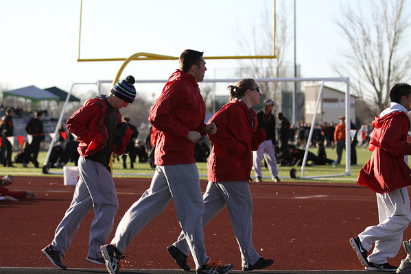 Northglenn Track Meet March 17, 2012