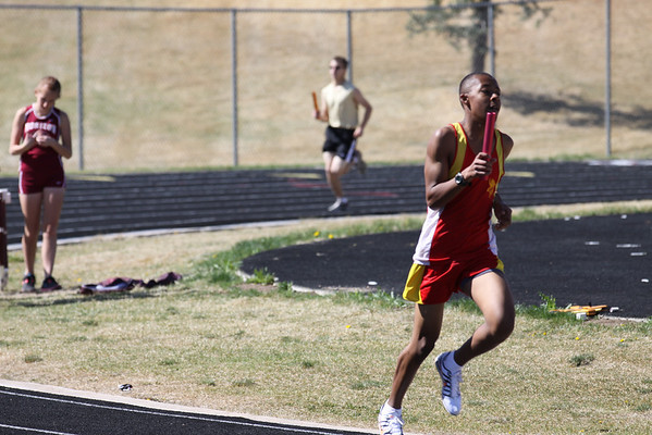 Northglenn Track Meet April 4, 2012