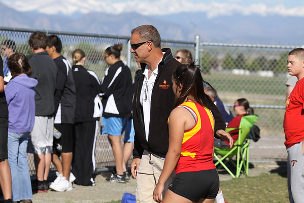 Northglenn's Track Meet April 21, 2012