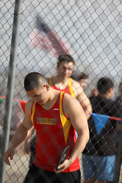 Northglenn's Track Meet March 13. 2013