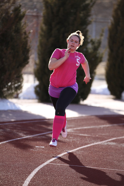 Northglenn's Track Meet March 6, 2013