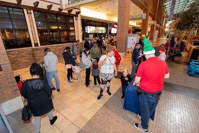 Breakfast with Santa @ Northlake Mall 11-23-19 by Jon Strayhorn