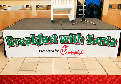 Breakfast with Santa @ Northlake Mall 11-14-15