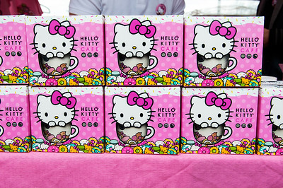 Hello Kitty @ Northlake Mall 3-18-17 by Jon Strayhorn