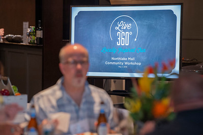 Living 360 Workshop @ Northlake Mall 5-1-19 by Jon Strayhorn