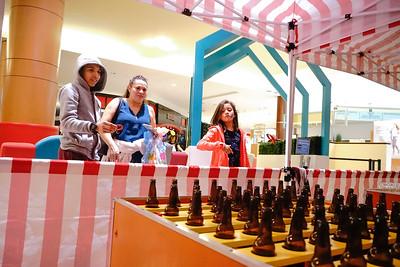 MallStars Eggstravaganza @ Northlake Mall 3-10-18 by Lance Bradshaw