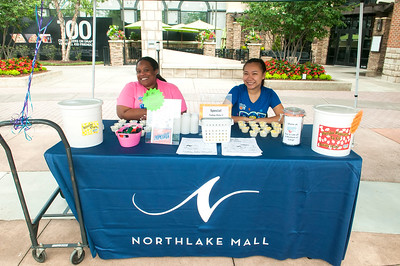 MallStars Summer Fun Kick-off @ Northlake Mall 6-25-17 by Jon Strayhorn