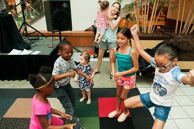 Mallstar's Back to School Bash @ Northlake Mall 8-5-17 by Jon Strayhorn