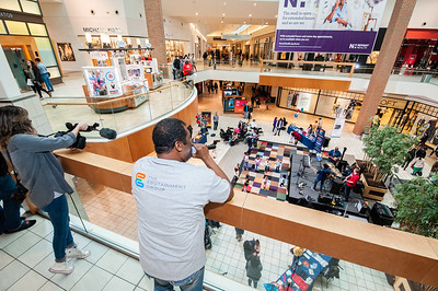 New Year Kickoff With Mr Nigel Dance Party @ Northlake Mall 1-12-19 by Jon Strayhorn