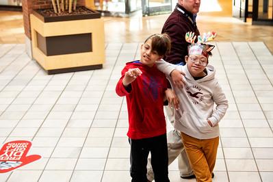 Signing Santa @ Northlake Mall 12-3-19 by Jon Strayhorn