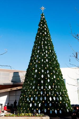 Northlake Mall Tree Lighting & Santa Claus Arrival 11-4-16 by Jon Strayhorn