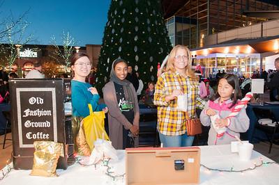 Tree Lighting & Santa Arrival @ Northlake Mall 11-17-17 by Jon Strayhorn