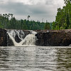 Middle Falls, Pigeon River