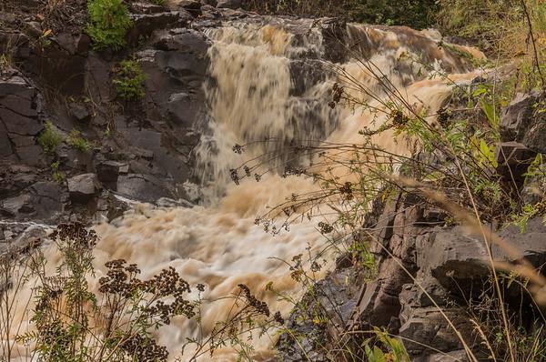 Unnamed Creeks