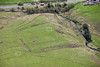 Stangate on Hadrians Wall from the air.