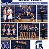 Official Game Program - Varsity - Northridge High School Vikings at Granville High School Blue Aces - Thursday, January 24, 2019