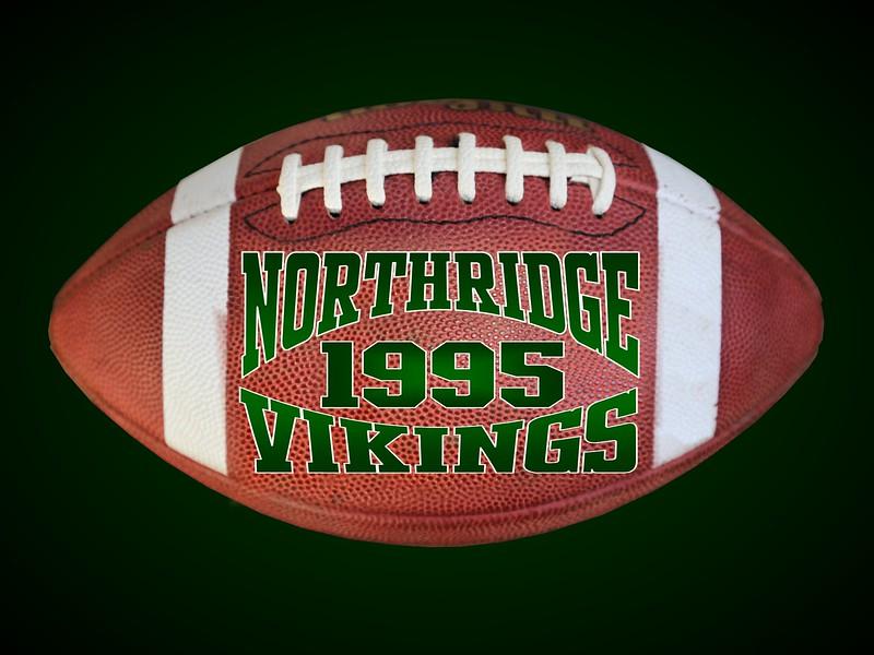1995 Northridge Middle School Vikings, 8th Grade,  Football Team.  Northridge Middle School is located in Alexandria, Ohio.