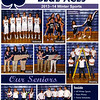 Official Game Program - Varsity - Northridge High School Vikings at Granville High School Blue Aces - Tuesday, February 2, 2014