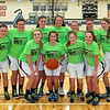 Junior Varsity Basketball - Northridge High School Vikings at Granville High School Blue Aces - Box Out Lyme Disease Game - Friday, January 15, 2016