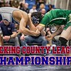 Licking County League Wrestling Championships held at Granville High School - Saturday, February 22, 2020