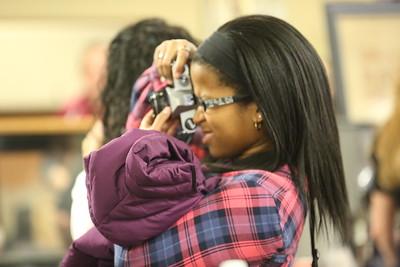student photographer