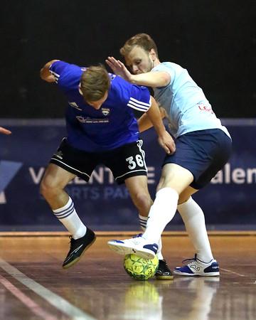 2017 1021 - FNSW PL Futsal R2 UTS NFC vs Taipans