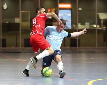 2017 1028 - FNSW PL Futsal R3 UTS NFC vs Dural