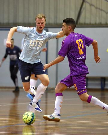 2017 1104 - FNSW PL Futsal R4 UTS NFC vs Quake