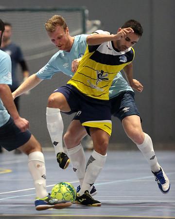 2017 1125 - FNSW PL Futsal R7 UTS NFC vs Enfield